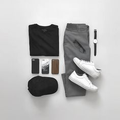 100 Best Smart Casual Outfit Ideas for Men This Year - The Hust Best Smart Casual Outfits, Stylish Mens Outfits, Retro Mode, Mode Vintage, Mode Outfits, Fashion Outfits, Fashion Trends, 2018 Men Outfits, Herren Outfit
