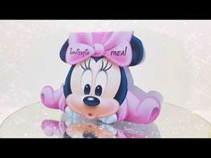 Invitatii Botez Minnie Mouse - Baby Shower Invitations Minnie & Mikey Mouse - YouTube