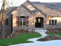 Pinned from Advantage Development INC of Springfield, NE.  Homes by Alan Hans.