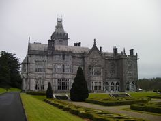 The beautiful and historic Adare Manor Wedding Venue Decorations, Wedding Venues, Adare Manor, Castles In Ireland, Ireland Wedding, Castle In The Sky, English Style, Oh The Places You'll Go, Beautiful Homes