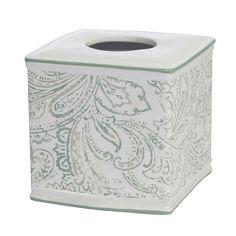 Jennifer Adams Beaumont Tissue Box Cover, Multicolor