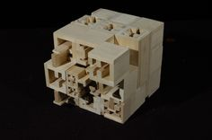 Architectural Models by Raul Bussot at Coroflot.com