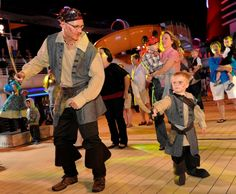How to Make the Most of Pirate Night on Your Disney Cruise
