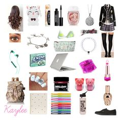 """""""Kaylee"""" by cupcakepanda7339 ❤ liked on Polyvore featuring Vans, Chapstick, Edward Bess, Blue Nile, Sugar Paper, Sakroots, Everest, Speck, Paper Mate and Vera Bradley"""