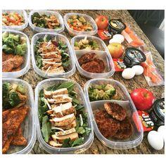 Healthy Meal-Prep Inspiration   POPSUGAR Fitness