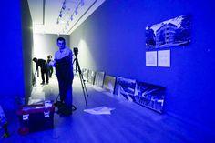 """Louis Kahn'a Yeni/den Bakış"" sergisi kurulumu | ""Re/Framing Louis Kahn"" exhibition installation"