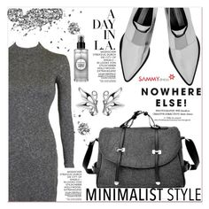 """""""Minimalist Style"""" by lucky-1990 ❤ liked on Polyvore featuring STELLA McCARTNEY and Smashbox"""
