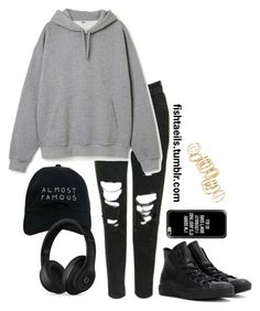 """""""Ideal Type / Zico / Block B"""" by cxurt-ney ❤ liked on Polyvore featuring Topshop, Converse, Nasaseasons, Casetify, BP. and Beats by Dr. Dre"""