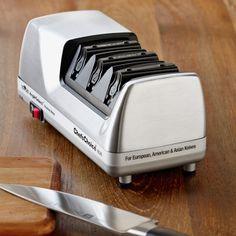 Chef'sChoice 1520 Electric Knife Sharpener #williamssonoma