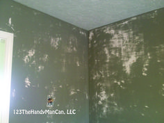 Dangers of Painting Over Wallpaper Glue. Wondering if you need to remove all that glue before painting? You may want to read this to answer your question.