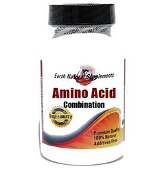 Amino Acid Combination  100 Caps 100  Natural  by EarhNaturalSupplements ** Be sure to check out this awesome product.
