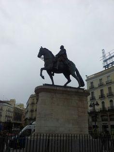 Carlos III. Puerta del Sol