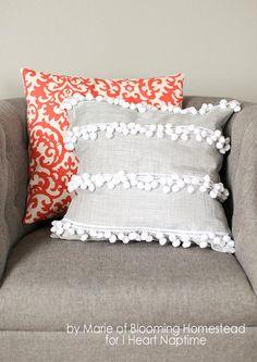 DIY Anthro Inspired Pillow