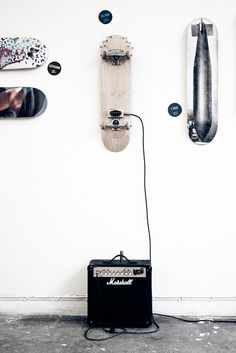 Alternativ vægdekoration med lyd! | BoligciousBoligcious
