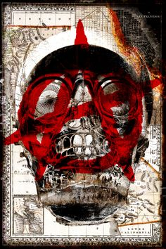 """sons of anarchy anarchy symbol   Poster Art Inspired by """"Sons of Anarchy"""""""