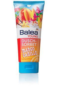 Balea Young Duschsorbet Mango Vanille