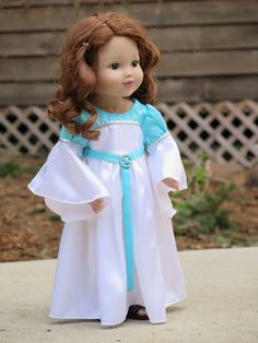 18 Inch Doll Clothes 18 Inch Doll Princess von RainbowLilyDesigns