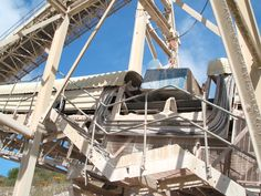 Electro Suspended positioned over a conveyor transporting The Magnet removes ferrous metal, preventing damage to crushers, screens & conveyors & will be one of our promoted at next year's Hillhead Screens, Magnets, Metal, Canvases, Metals, Window Screens
