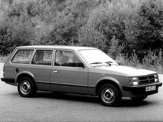 Opel Kadett Caravan 3-door (1979 – 1984).