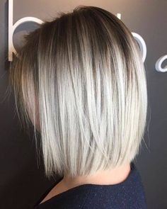 Layered Bob Haircuts for Fine Hair – Page 8 of 33 Chic and Trendy Styles for Modern Bob Haircuts for Fine Hair Related posts:Short Hair Modelsblonde hairstyles women - Search Easy Wavy Bob Hairstyles with Balayage - 2020 Female Short Haircuts Bob Haircut 2018, Modern Bob Haircut, Bob Haircut For Fine Hair, Haircuts For Medium Hair, Layered Bob Haircuts, Medium Hair Styles, Long Hair Styles, Bobs For Fine Hair, Bob Hairstyles For Fine Hair