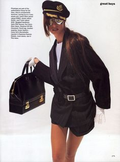 ☆ Susan Holmes   Photography by Dewey Nicks   For Vogue Magazine US   August 1992 ☆ #susanholmes #deweynicks #vogue #1992