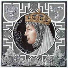 Barbara Radziwiłówna of Sigismund II. Poland History, Monuments, Old Portraits, Lithuania, King Queen, Culture, Royalty, Antiques, Warriors