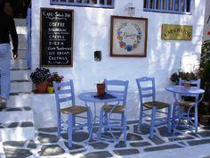 Enjoy your morning coffee in Perdika!