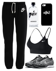 """Simple 5.7"" by charlottegraceworrall on Polyvore featuring Casetify, NIKE and Aquaovo"