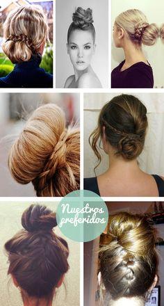 ideas peinados trenza