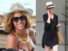 Ψάθινα καπέλα: Πώς να φορέσεις το πιο μοδάτο αξεσουάρ του φετινού καλοκαιριού!