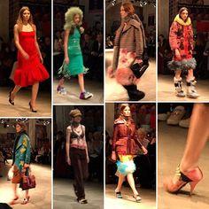 Applausi a scena aperta per la #sfilata @prada #prada #mfw #mfw2017   via ELLE ITALIA MAGAZINE OFFICIAL INSTAGRAM - Fashion Campaigns  Haute Couture  Advertising  Editorial Photography  Magazine Cover Designs  Supermodels  Runway Models