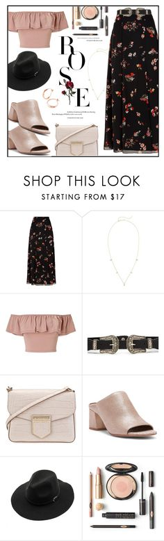 """#87"" by magicofashion ❤ liked on Polyvore featuring RED Valentino, ZoÃ« Chicco, Miss Selfridge, Givenchy, Donald J Pliner, WithChic and Liberty"