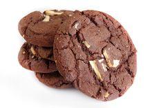Orieškové cookies Cookies, Chocolate, Desserts, Food, Crack Crackers, Tailgate Desserts, Deserts, Biscuits, Essen