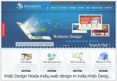 Web Design india web design in india Web Design Services delhi noida india, http://www.frostsketch.com. Pinned from www.followlike.net