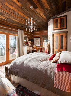 Needs a fireplace but LOVE... MLH 015 : Montana Log Homes