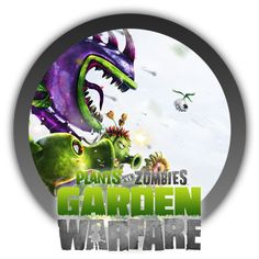 Plants vs Zombies Garden Warfare - Icon by Blagoicons