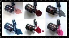 beauty in nails soak off #nails #color #smalti #semipermanenti colorati #beautyinnails