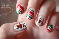Cute Christmas Nail