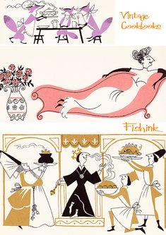 Fishinkblog 5033 Vintage Cook Book 8