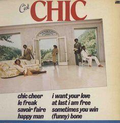 Chic <C'est Chic> cover, 1978
