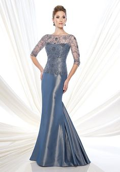 Ivonne D. 215D09 Mother Of The Bride Dress - The Knot