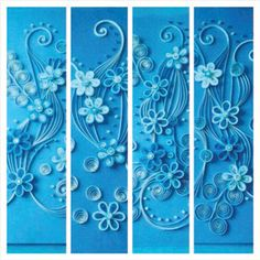 "Few people can create masterpieces by making things with paper rather than writing and drawing on paper. The art of ""quilling"" (paper filigr..."
