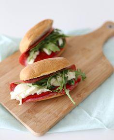 Italiaanse sandwich