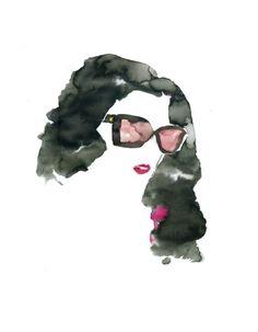 Glasses, glasses by Julia Perrin : #illustrator #illustration #illustratrice #lunettes #glasses #erichennebertagency