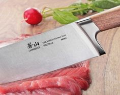Picture of Cangshan H1 Series 60065 German Steel Forged Chef's Knife, 8-Inch