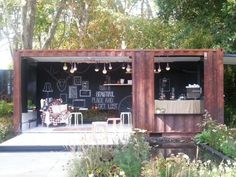 More entrepreneurs are discovering the flexibility of shipping containers to be converted into full-fledged commercial kitchens. View examples of conversions here.