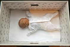 Every Newborn In Finland Sleeps In A Cardboard Box For The Most Brilliant ReasonREALfarmacy.com   Healthy News and Information