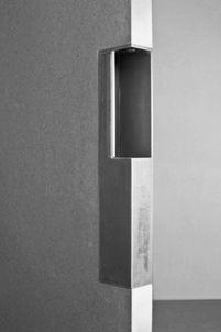 Tom Kundig Collection: No Peek Sliding Door Pull