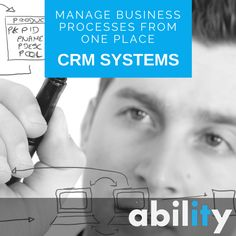 CRM system IT Support Services Hull