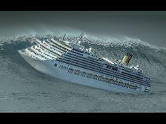 Lodě Moderní Hľadať Googlom Luxusne Výletne Lode Pinterest - Cruise ship in rough waters